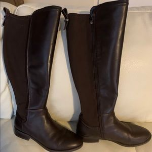 Marc Fisher Wide Calf Tall Boots